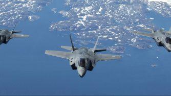F-35 caccia multiruolo