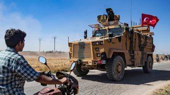 Turchia in Siria