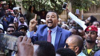 Scontro in Etiopia