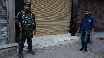 Kashmir (LaPresse)