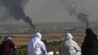Syria, turkish attack