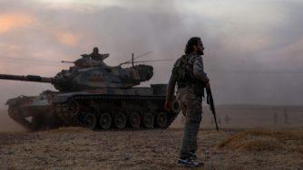Siria, forze turcha