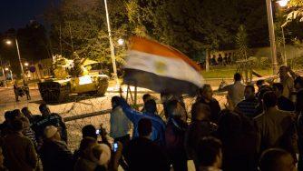 Egitto, militari