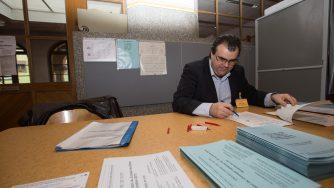 La svizzera al voto per il rinnovo del Parlamento (LaPresse)