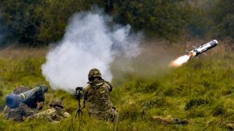 Missile Javelin