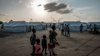 Mozambico devastato dal ciclone, emergenza colera (LaPresse)