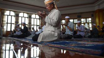 Musulmani cinesi (LaPresse)
