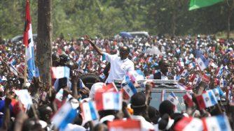 Ruanda presidenziali