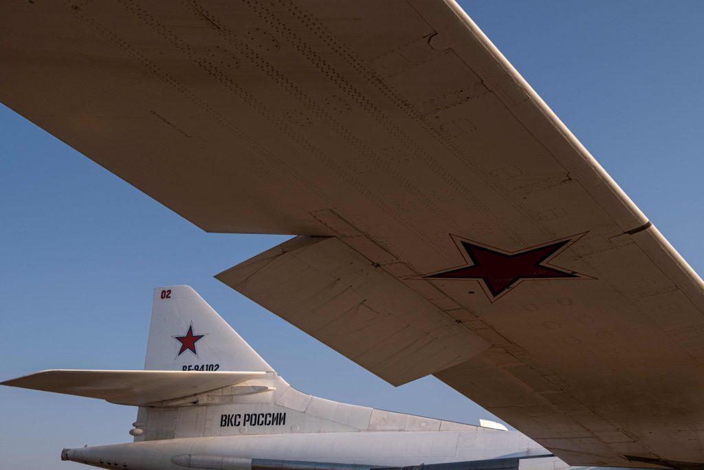 Tupolev Tu-160 in Sudafrica (La Presse)