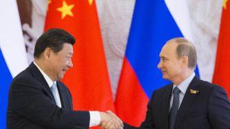 Putin e Xi