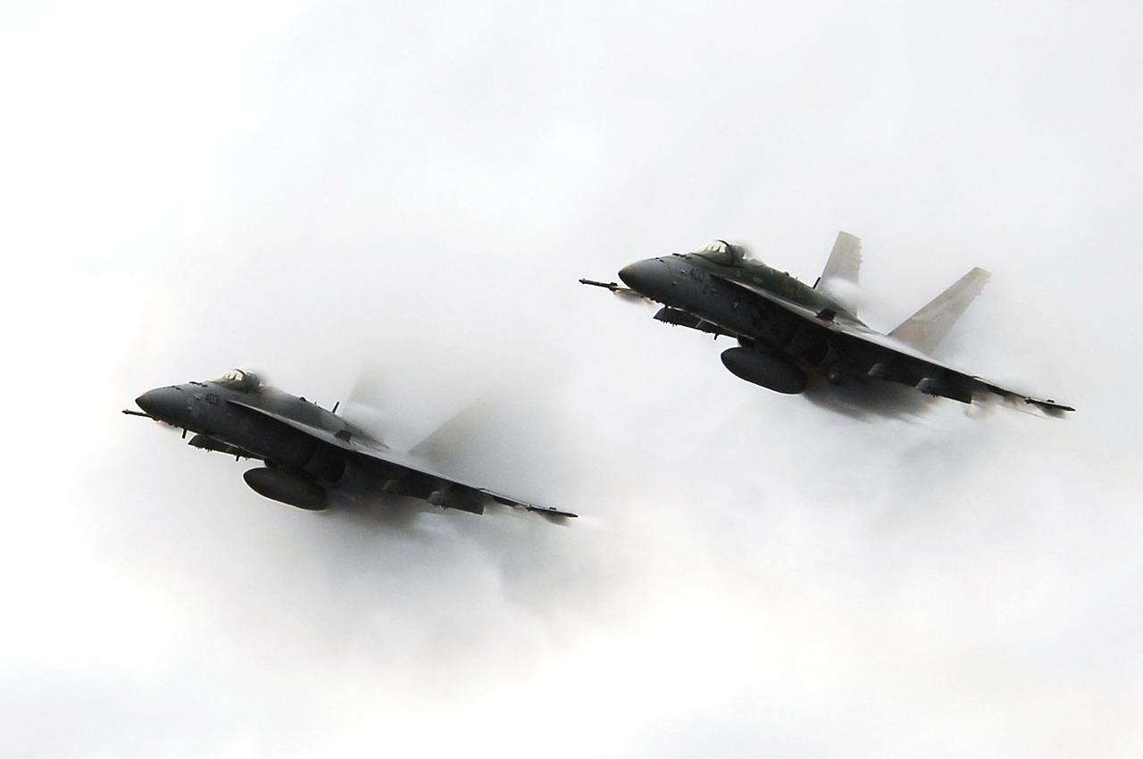 L'aeronautica turca è la forza aerea più aggressiva della Nato