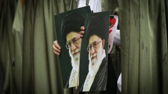 Ali Hoseyni Khamenei (LaPresse)