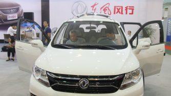 Auto cinese (LaPresse)