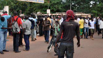 Attacchi in Burkina Faso
