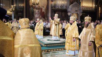 Chiesa ortodossa russa (LaPresse)