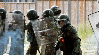 Polizia cilena