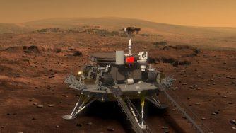 sonda cinese su Marte