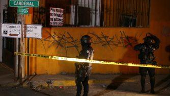 Controlli contro i narcos in Messico (LaPresse)