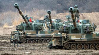 Esercitazioni Stati Uniti Corea del Sud