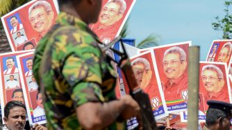 Elezioni Sri Lanka