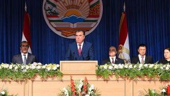 Tagikistan in crisi