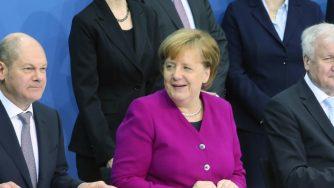 Germania, governo