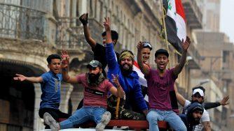 Iraq, proteste (La Presse)