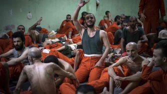 Islamisti nelle prigioni dei curdi (LaPresse)