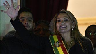 Jeanine Áñez, Bolivia
