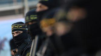 Movimento per il Jihad islamico (LaPresse)