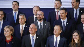 Unione europea Ue (La Presse)