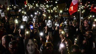 Malta proteste