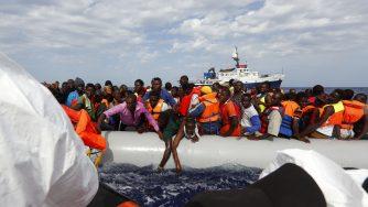 Migranti (LaPresse)