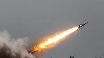 Missile russo (LaPresse)