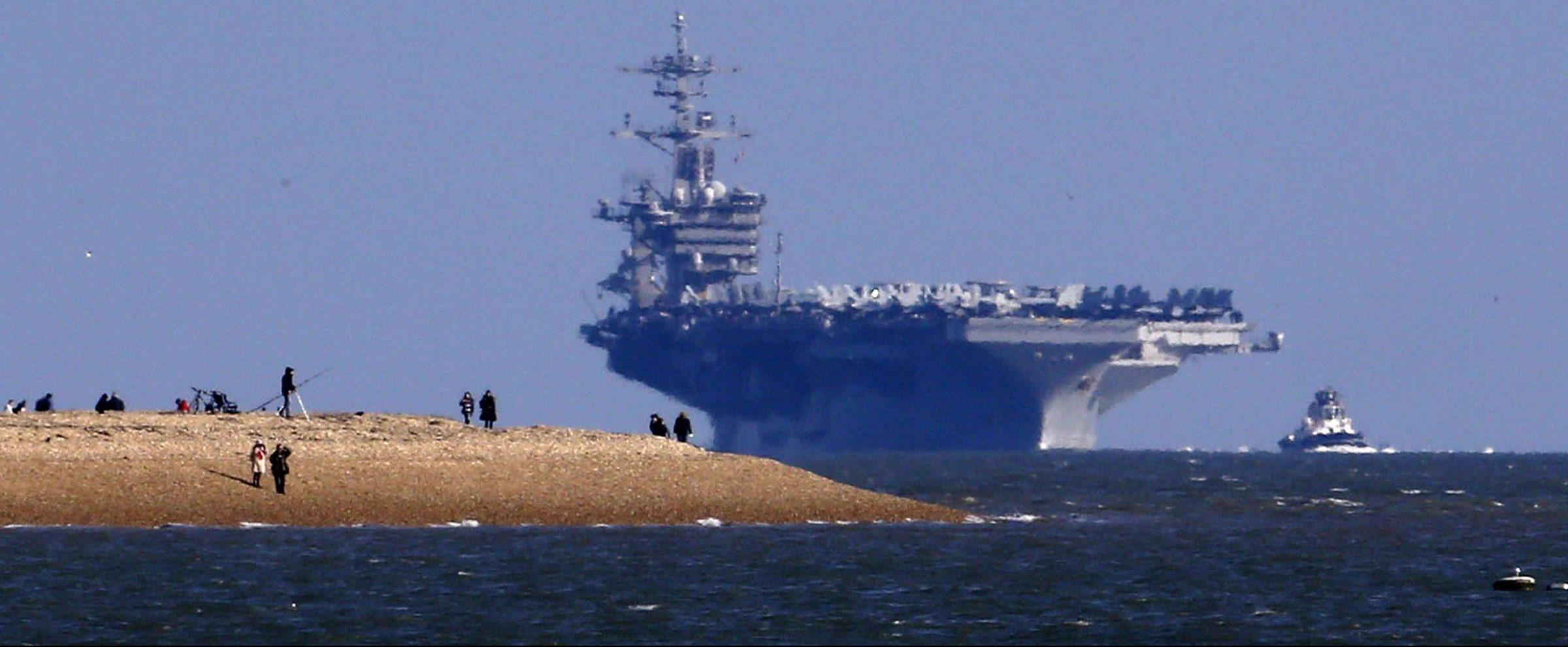 """Il dossier """"Mediterraneo Allargato"""" degli Stati Uniti"""