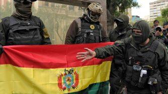 Proteste in Bolivia (LaPresse)
