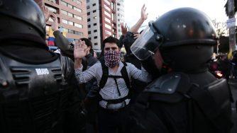 Proteste in Ecuador (LaPresse)