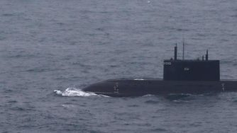 Sottomarino russo