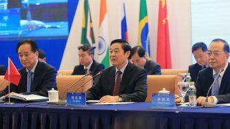 Summit Brics a Pechino (LaPresse)