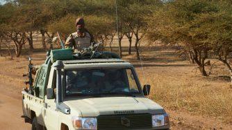 Truppe in Burkina Faso (LaPresse)