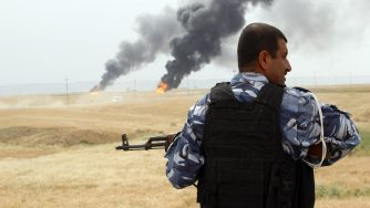 Iraq, colpiti due pozzi petroliferi in sito vicino Kirkuk (LaPresse)