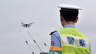 Drone Cina