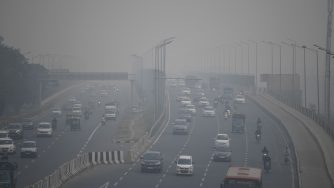 Inquinamento in India (La Presse)