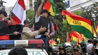Crisi Bolivia