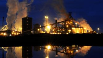 Acciaio industria (La Presse)