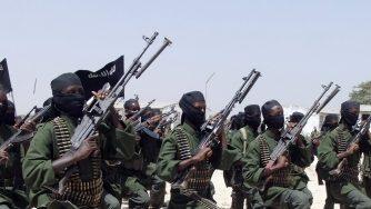 Miliziani di Al Shabaab (LaPresse)