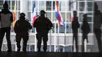 Antiterrorismo Isis
