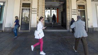 Banca banche italiane (La Presse)