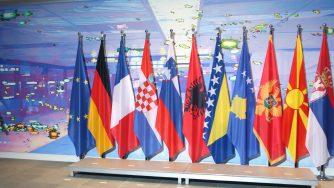 Balcani area balcanica