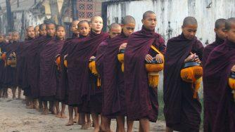 Buddismo Myanmar